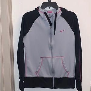 Therma-fit Nike zip up jacket size medium